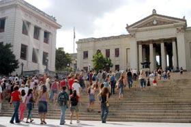 Universidad de la Habana, Cuba. Cybermambi